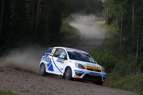 Fiesta R2 set for FSTi debut in Spain