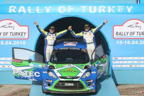 Fiesta S2000 propels Dutchman into the points
