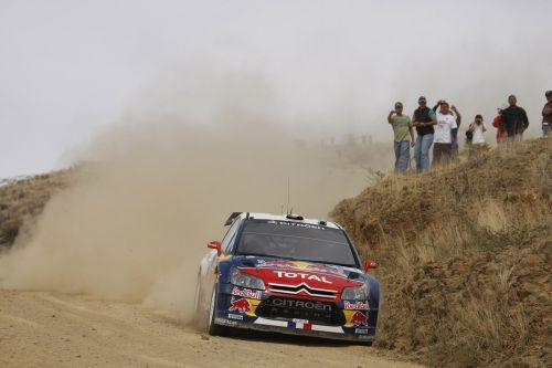 Rally of Turkey 15 – 18 avril - Infos et timing