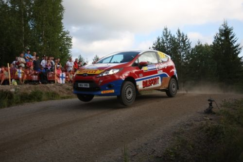 Henriksson scoops FST Finland honours and leads the FSTi charge into Day 2