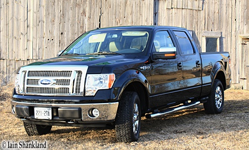 Road Test: 2010 Ford F-150 4x4 SuperCrew Lariat