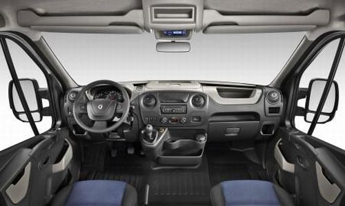 the new renault master - automobilsport
