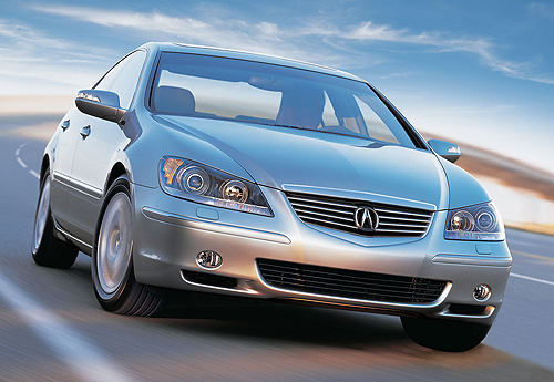 Road Test: 2010 Acura RL Elite