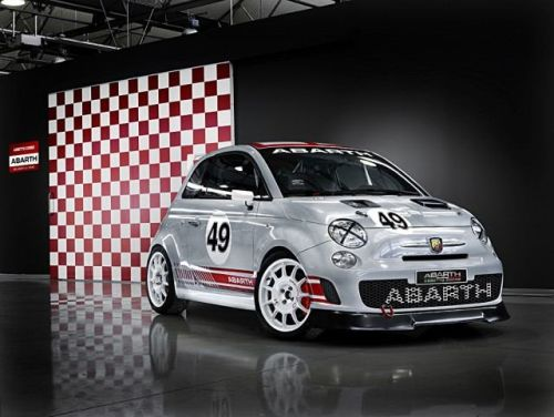 Fiche Technique 500 Abarth 1.4 16V turbo 200 BHP - Assetto Corse