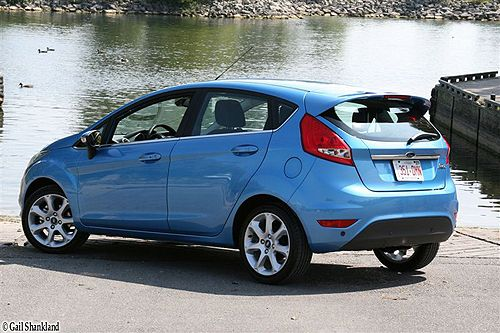 We Drive The European Ford Fiesta A Year Before Arriving In North America