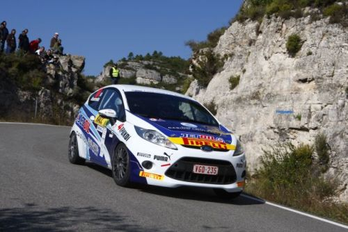 Fiesta R2 shines as Athanassoulas takes class victory in Spain