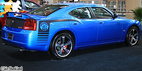 2009 Dodge Charger Srt8 Automobilsport Com