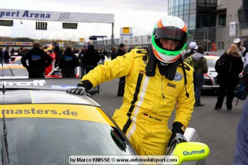 Marc Hennerici Vice-Champion in ADAC GT-Masters 2009