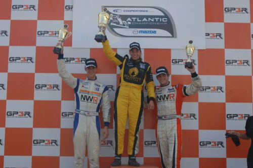 Three-Way Atlantic Championship Title Fight Moves to Penultimate Round at Road Atlanta