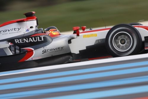 2009 test prizes confirmed for top IFM drivers