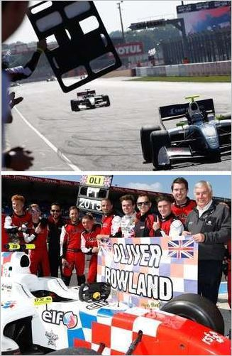 Orudzhev wins, Rowland and Fortec triumphant in FR3.5 Series
