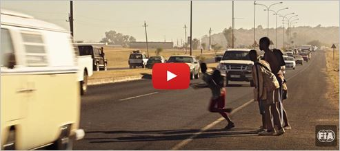 FIA/FIA Foundation and filmmaker Luc Besson release road safety film...