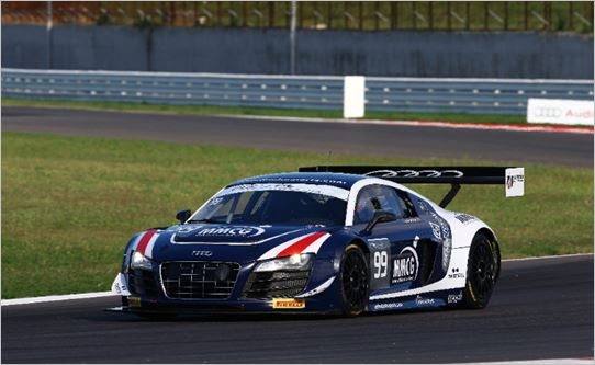 Successful GT Sports Club debut for United Autosports and Phil Burgan