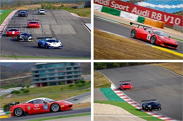 GT Sports Club Final Round in Misano