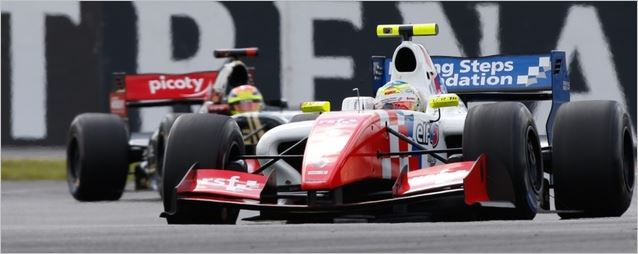 Rowland wins at Le Mans - Formula Renault 3.5 title in sight