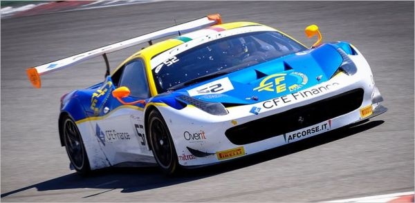Double win for Cordoni, Max Bianchi new leader