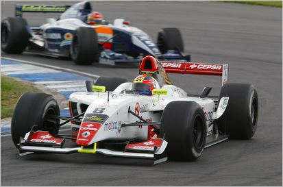 Formula Renault 3.5 Series, 11 years of Renault Sport excellence in the service of talent