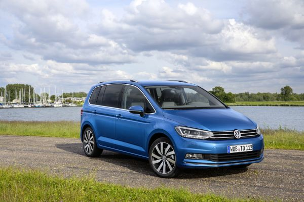 Euro NCAP 2015: new VW Touran is 'Best in Class'