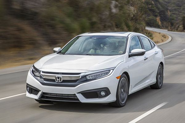 "New 2016 Honda Civic Wins ""North American Car of the Year"" Award"