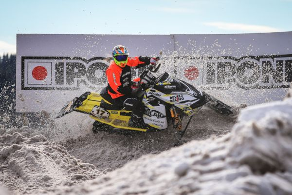 2016 FIM Snowcross World Championship kicks off in Jyväskylä