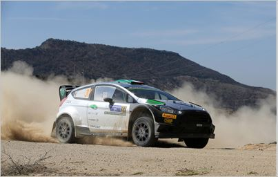 Pirelli in top 10 in Mexico Rally, podium in WRC2, win in WRC3