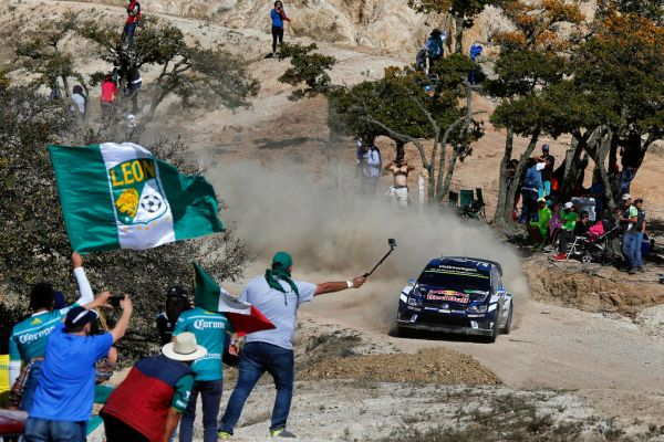 Flying Finn Latvala confirms his 16th WRC win with victory in Mexico Rally
