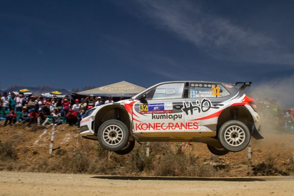 WRC2 driver quotes and notes after Mexico Rally stage 20