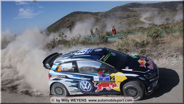 Driver quotes and notes from Mexico Rally stage 7