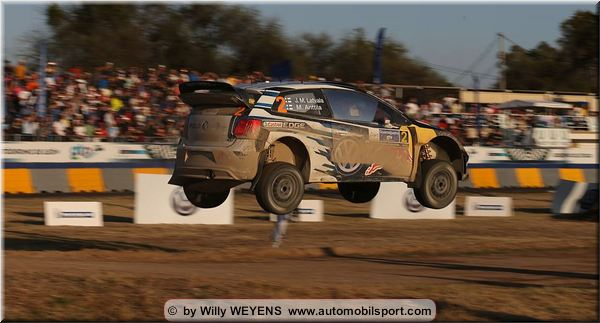 Latvala delivers sensational Saturday display to surge clear in Rally Mexico