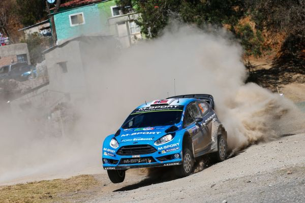M-Sport Rally Team quotes Rally Mexico Saturday Midday