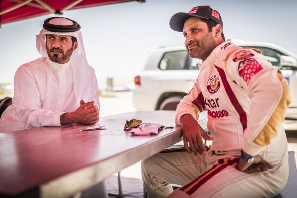Nasser Al-Attiyah confirms Jordan Rally defence