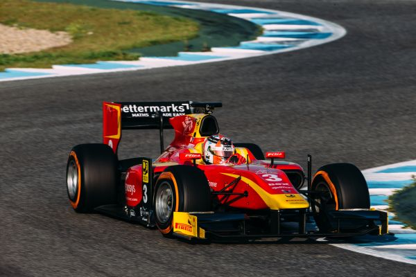 Racing Engineering sets the fastest times on all three days at the Jerez pre-season test