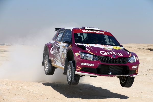 All roads lead to Jordan after Al-Attiyah masterclass