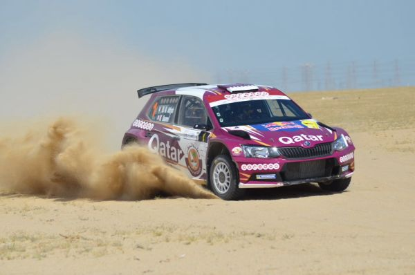 Kuwait Internationional Rally result after final stage
