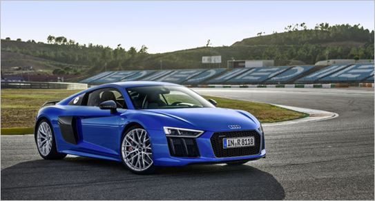 Fourth win for the Audi R8 in the World Car Awards