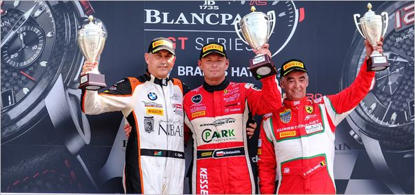 Broniszewski doubles up with Brands Hatch Main Race win