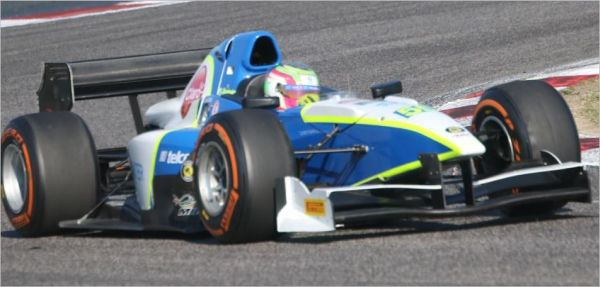 Double win for Dörrbecker at Adria, in front of Sa Silva and Raghunathan