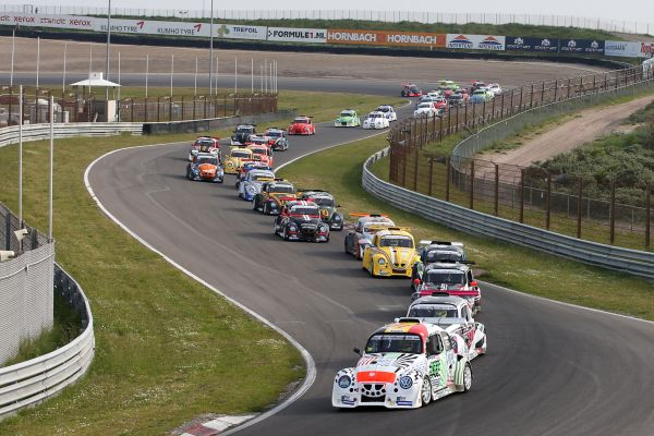 VW Fun Cup Belgium- Allure Team bags brace of wins in Zandvoort