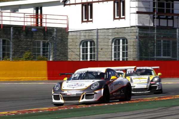 DVB RACING part and parcel of the motorsport feast at Spa-Francorchamps