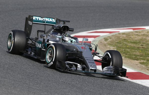 mercedes amg petronas f1 spanish grand prix preview