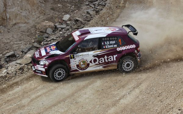 Qatar Nasser Al-Attiyah confirm 10th victory in Jordan Rally
