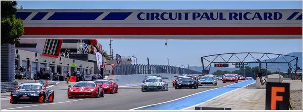 Circuit Paul Ricard set to welcome another record Blancpain GT Sports Club entry