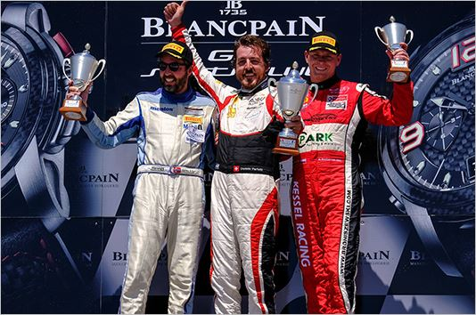 Daniele edges Egidio as Perfetti brothers finish 1-2 at Circuit Paul Ricard