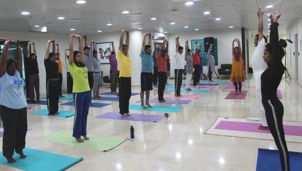 Zulekha Hospital encourages tranquillity, happiness in workplace