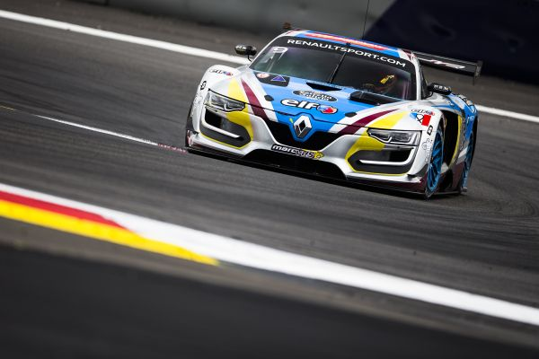 Marc VDS on Top Form in Austria