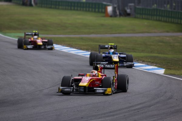 Another disappointing race for Racing Engineering at Hockenheim