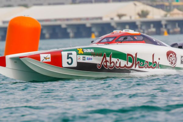 Abu Dhabi International Marine Sports Club gearing up for frenetic month of Powerboat Racing