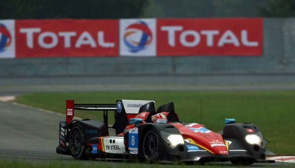Lots of Bad Luck for Race Performance at ALMS Start at Zhuhai