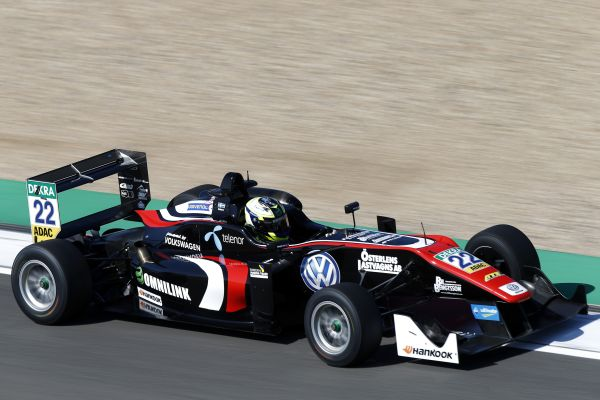 F3 Podium finishes for Eriksson und Kari