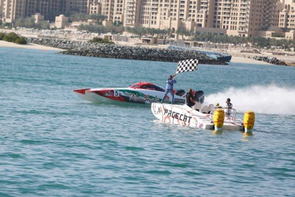 Abu Dhabi Grand-Prix  - UIM XCat World Series preview